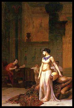 Cleopatra in Wiki